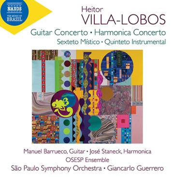 Villa-Lobos Concerto Released