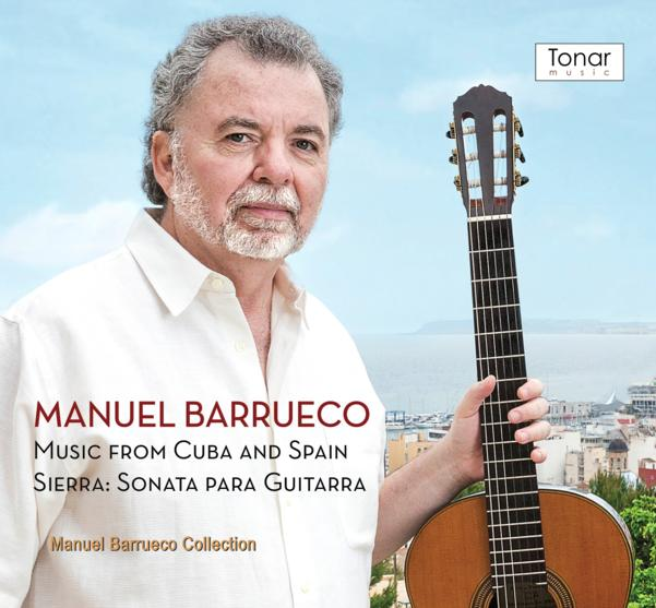 Music from Cuba and Spain, Sierra: Sonata para Guitarra