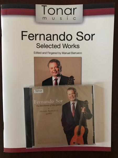 Sor CD and Publication