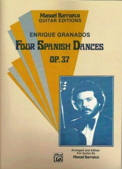 Four Spanish Dances Op. 37