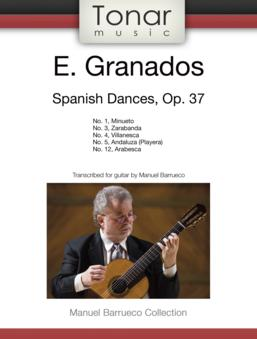 Spanish Dances, Op. 37